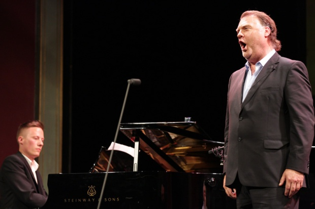 Bryn Terfel. Photography Mark Douet