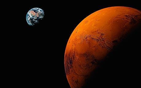 Decade on Mars