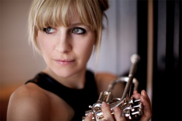 Alison Balsom - Photo by Maker