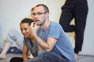 The Crucible - Rehearsal Photography by Mark Douet