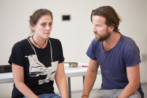 The Crucible - Rehearsal Photography by Mark Douet.