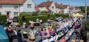 Meadows to Meaders - Performance in Southmead - Photo by Paul Blakemore (44)